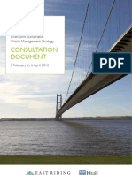 Waste Strategy Consultation Handbook