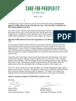 AFP-FL SB 2094 Opposition Letter