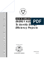 How to Hire a Energy Auditor