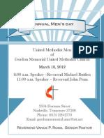 GMUMC Men 2012