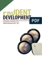 Prudent Development
