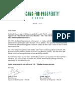 AFP-FL SB 1718 Support Letter