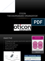 Oticon Case