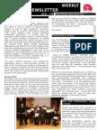 HCC Newsletter