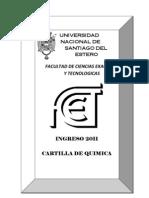 Cartilla Quimica 2011