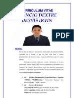 Curriculum Vitae Educacion Fisica-i.e.p La Edad de Oro
