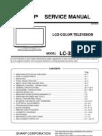 Sharp Lc-32ad5e-Bk Lcd Tv Sm