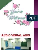 Audio Visual Aids PT