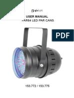 Led Par 64 Manual