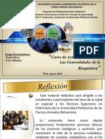 Generalidades de la Bioquímica