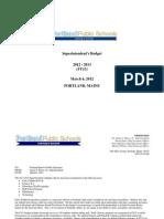 FY13 Superintendent's Budget 3-6-2012_0