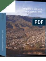 Geografía y ambiente en América Latina