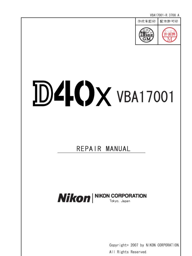 nikon sb 29s service manual repair guide