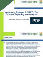 Integrating Obiee and Essbase