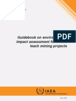 In-Situ Leach Mining EIA Guide
