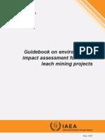 In-Situ Leach Mining EIA Guide