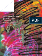 Katharina Grosse Exhibition Poster