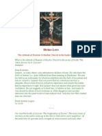 26216662 Divine Love the Attitude of Russian Orthodox Church to the Books by S Lazarev