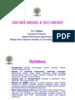 MEMS & BIO-MEMS_Ch1