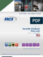RCI Price Book 2011