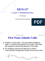 Lecture 1 Transmission Lines