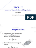 Lecture 16 Magnetic Flux and Magnetization