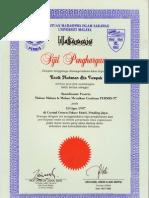 Hadenan Graduan Permis 97