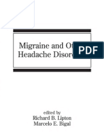Migraine and Other Headache Disorders