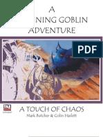D20 - D&D 3rd - Adventure - Level 10-13 - A Touch of Chaos - Grinning Goblin Adventures