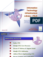 ITIL v3 - 01 Service Lifecycle - Introduction ITIL