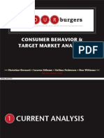 Consumer Behavior & Target Market Analysis