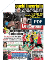 LE BUTEUR PDF du 08/03/2012