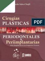 Cirugia Plastica Periodontal - Saba Cap 4