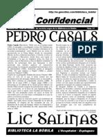 L'H Confidencial, 27. Pedro Casals