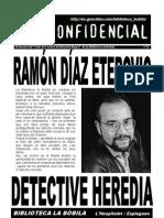 L'H Confidencial, 33. Ramón Díaz Eterovic