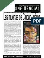 L'H Confidencial, 39. Las muertas de Ciudad Juárez