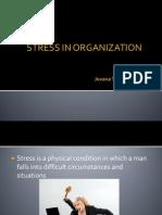 Stress in Organization