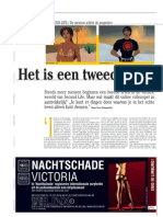 De Standaard Weekendkrant reportage over Second Life