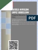 PEC 2012 ESCUELA OSWALDO LOPEZ ARELLANO