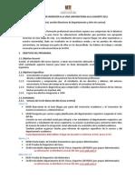 CCentral PROGRAMA DE INSERCIÓN A LA VIDA UNIVERSITARIA de la COHORTE 2012 version Deptos