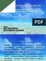 Teknologi Pendidikan Islam