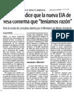 20080202 DAA RioAragon Consulta Ambiental