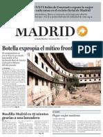 El histórico frontón Beti-Jai será propiedad del Ayuntamiento (La Gaceta - 07/03/2012)