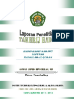 Buku Takhrij Hadis Fadhilah Al-Quran PDF