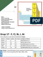 Sistem Periodik Golongan VIIA(Halogen) indonesia version
