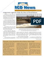 Winter 2011 Kings River Conservation District Newsletter