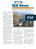 Fall 2011 Kings River Conservation District Newsletter