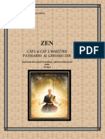 Zen Gandirea Si Religia [ Zen- Maestri Patriarhi Cap1 & Cap2] -Toslaideshare