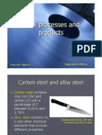 Processes Steel