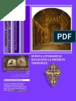 Rugaciuni Crestine Ortodoxe Sf.liturghie Utrenia Vecernia